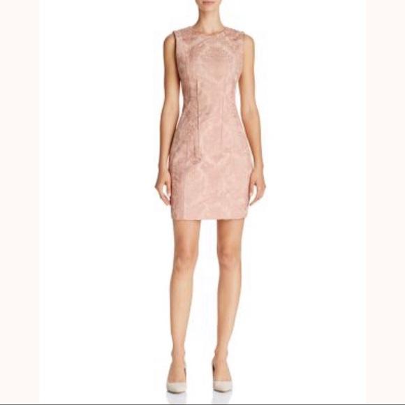 Theory Dresses & Skirts - THEORY Hourglass Dress, Sz 6, Chalk Pink